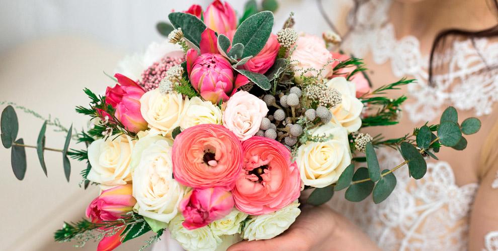 «Доставка цветов»: розы, гортензии,  букеты и цветочныекомпозиции