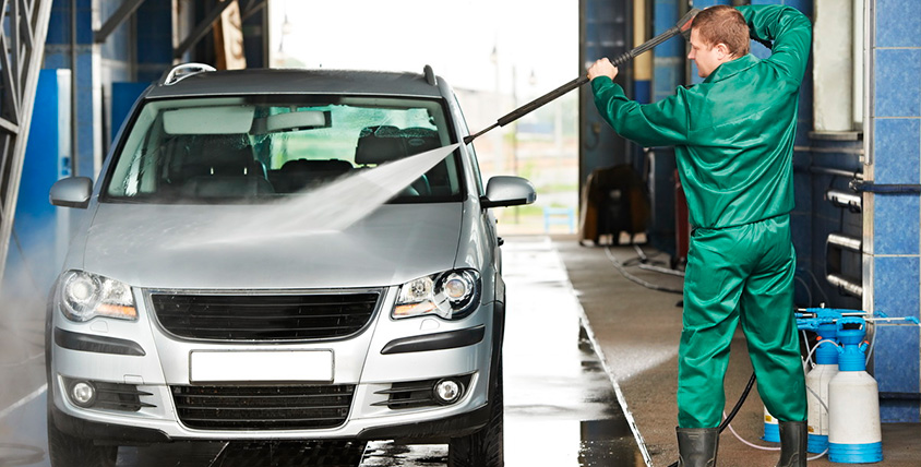 Всегда великолепный результат! Автомойка Oh, my Car: комплексная мойка автомобиля, а также химчистка салона от 180 рублей