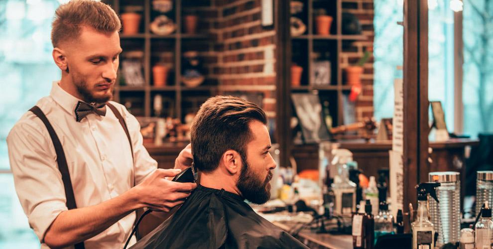 Мужская парикмахерская T&M Barbers: моделирование бороды и усов, мужские стрижки