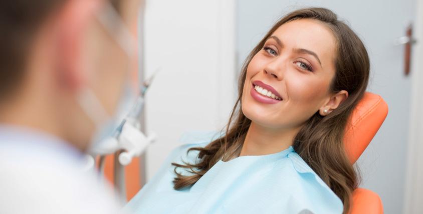 """Ультразвуковая чистка зубов, фторирование, лечение кариеса в клинике """"Свежее дыхание"""""""