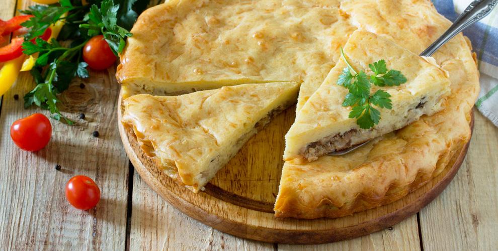Пироги, пицца и торты с доставкой и самовывозом от кулинарии «Смак»