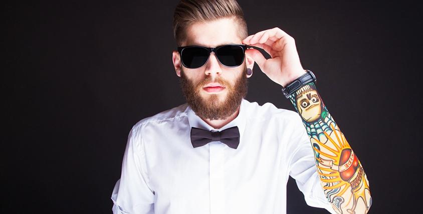 Перманентный макияж и нанесение татуировки в салоне Black Mark Tattoo