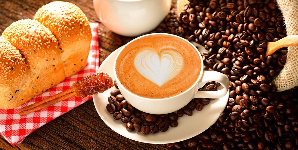 Горячие блюда, десерты, кофе и не только в кофейне The Coffee Breakfast