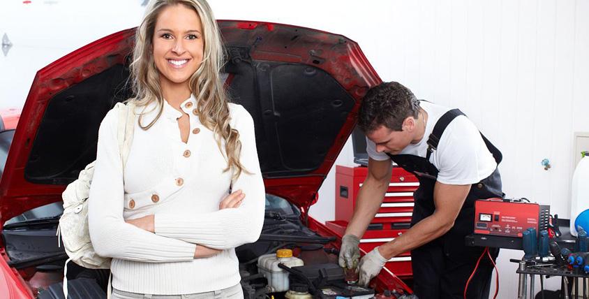 """Техническое обслуживание автомобиля, замена дисковых тормозных колодок и заправка кондиционера от техцентра """"Кайрос Моторс"""""""