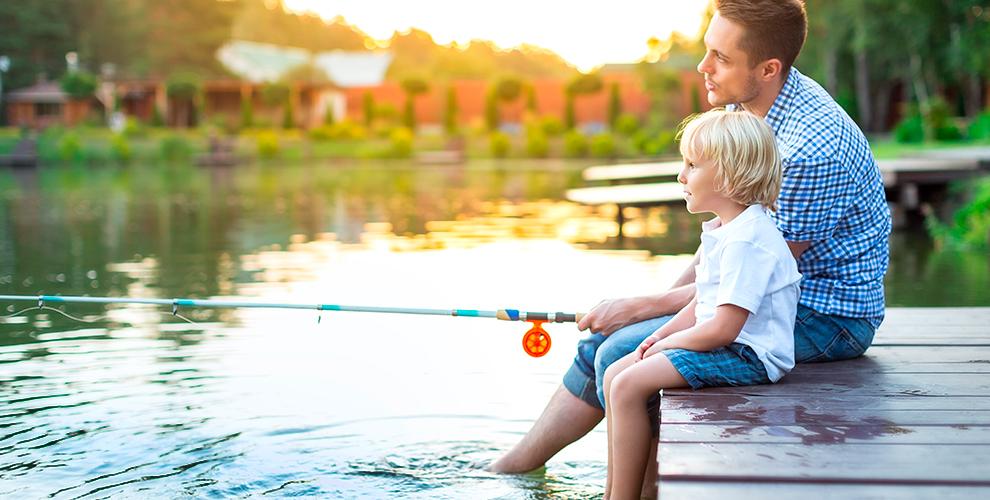 """Проживание в летних домиках на базе отдыха """"Заря-ЧТЗ"""" на озере Увильды"""