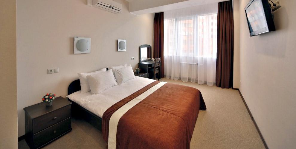 """Проживание в уютной гостинице """"Современник"""" в городе Самара"""