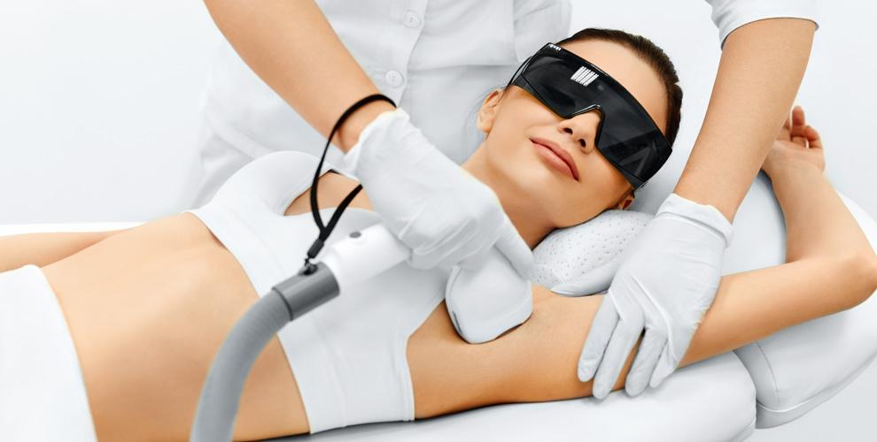 Пилинги, чистки лица, элос-процедуры илазерная эпиляция встудии «Красотка»