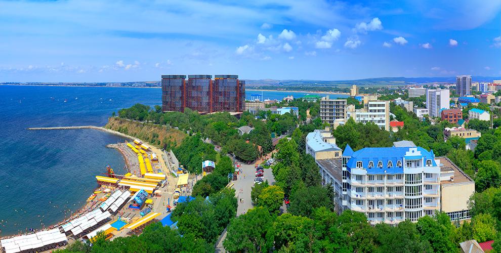 Отдых на берегу Черного моря в отеле «Евразия» в г. Анапе