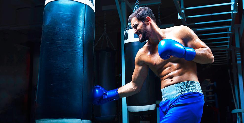 Бесплатный абонемент на 4 занятия боксом в клубе «Ломоносовъ»