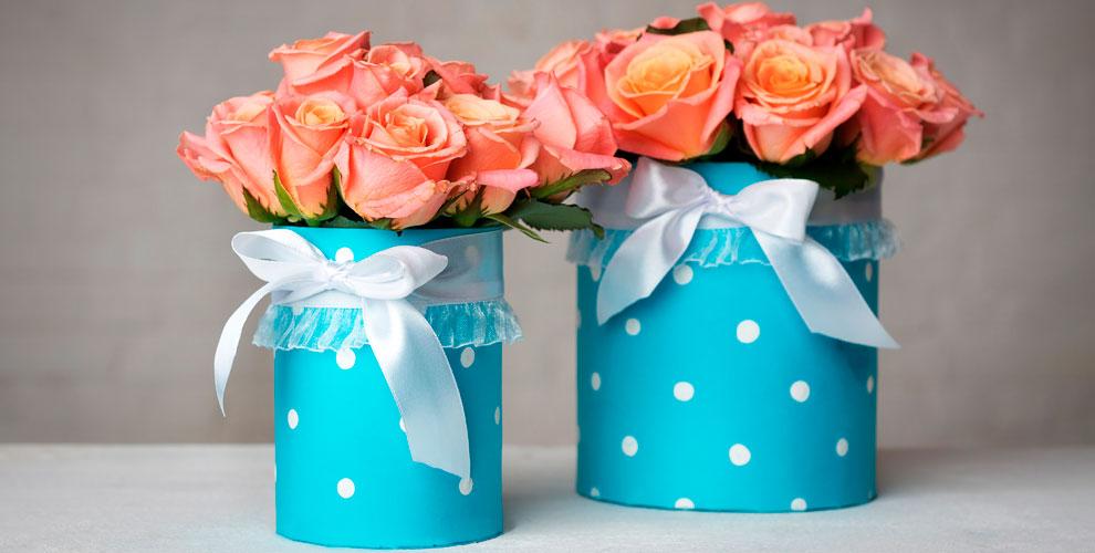 Цветы, композиции вкоробке ибукеты отинтернет-магазина «Жасмин»