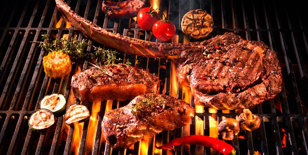 «ШАШЛЫК МАРКЕТ»: шашлык, люля-кебаб, овощи, салаты и блюда на компанию