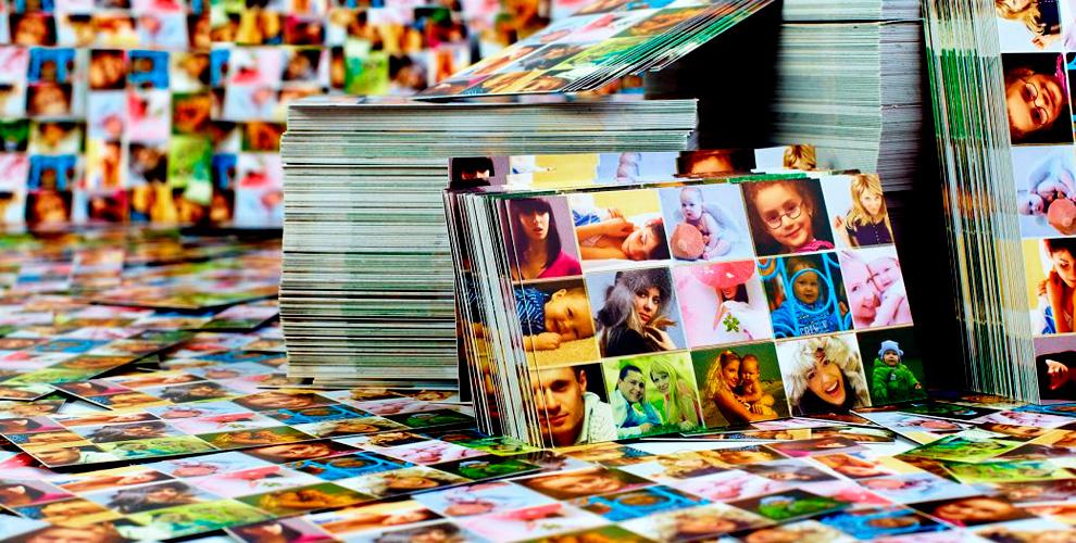 Печать фотографий, изготовление белой кружки вкомпании Kung FuPhoto