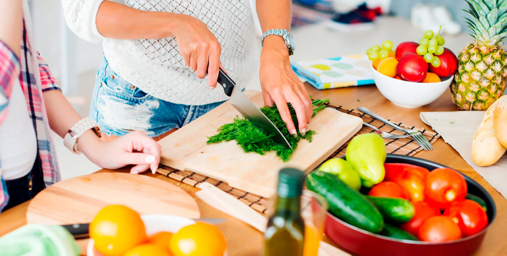 Кулинарный мастер-класс от студии ICook