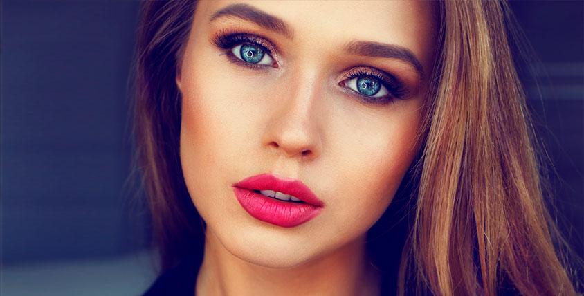 """Перманентный макияж век и бровей в центре косметологии """"Адель"""""""
