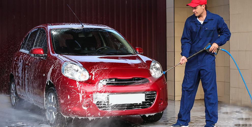 Автомойка Respect на Куйбышева: покрытие «антидождь», мойка автомобиля и другое