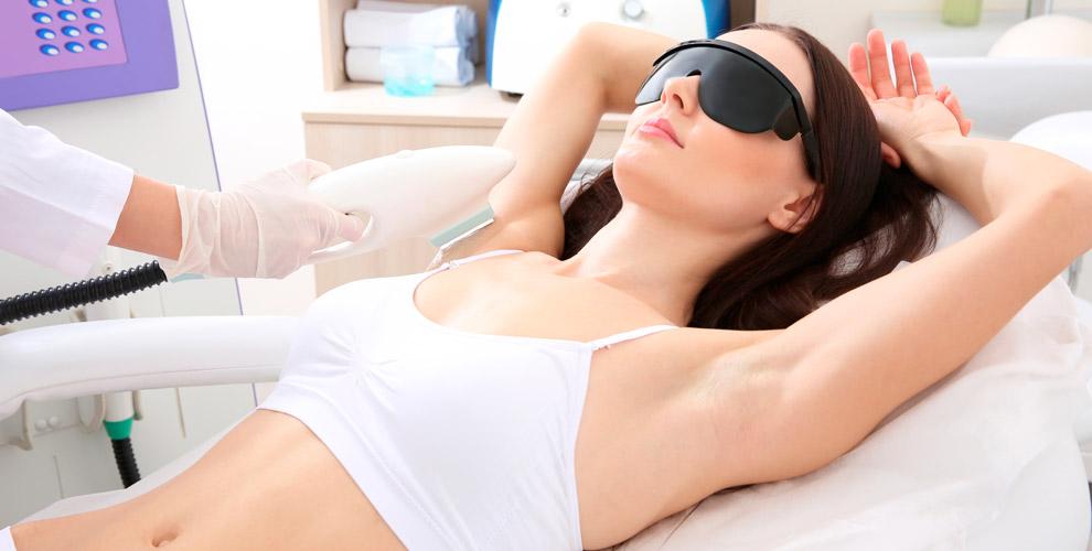 Лазерная эпиляция, массажи, УЗ-чистка лица, элос-лечение и омоложение в студии Amla