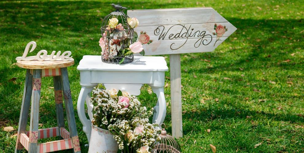 Свадебное оформление встиле «Кармен», «Прованс», «Классика» вкомпании Flower bar24