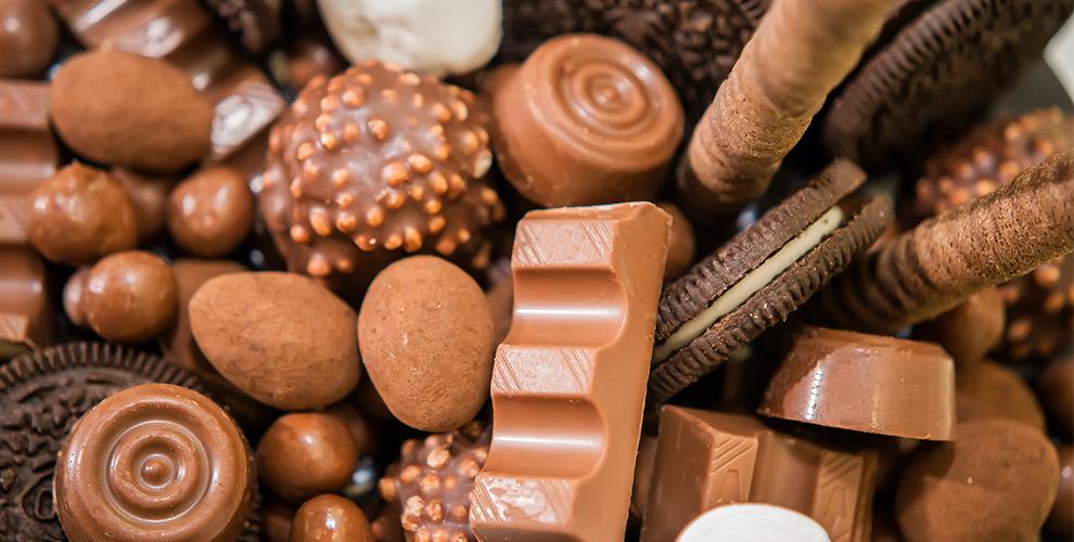Конфеты, шоколад, печенье и напитки из Европы от ChocoShop