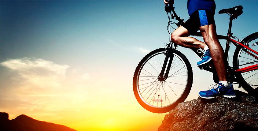 Прокат горных велосипедов от 60 рублей в компании Sport House. Катайтесь днем и ночью!