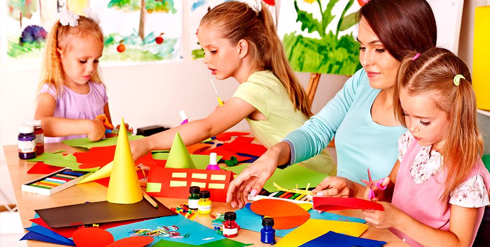 Детский центр Kids Like: кружок «Волшебные ручки», танцы, актерское мастерство и ИЗО