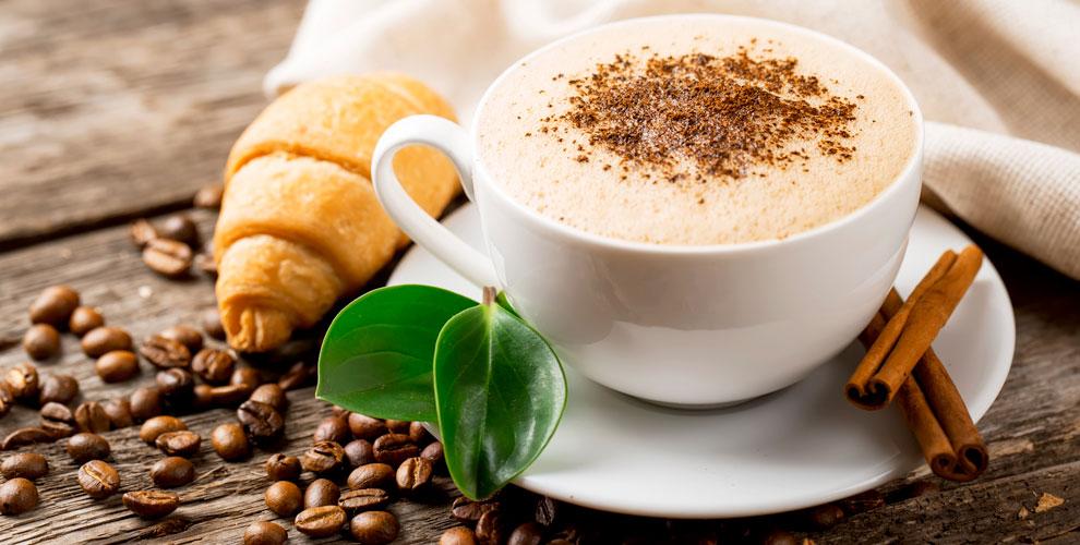 Ежевичный раф, капучино, милк-шейки, чаи и какао в кофейне «Большая медведица»