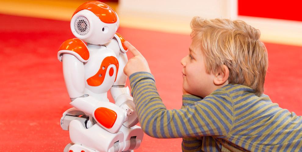 Robostars: билеты навыставку роботов длядетей ивзрослых