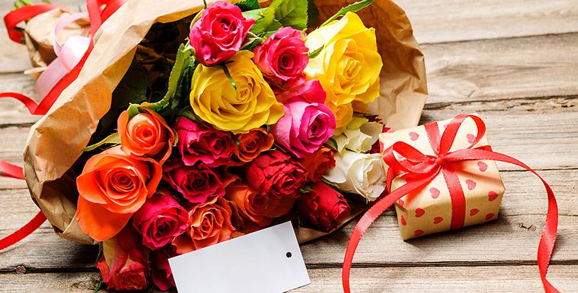 """Незабываемый подарок любимым! Любое количество роз и хризантем от салона """"Северная мечта"""""""