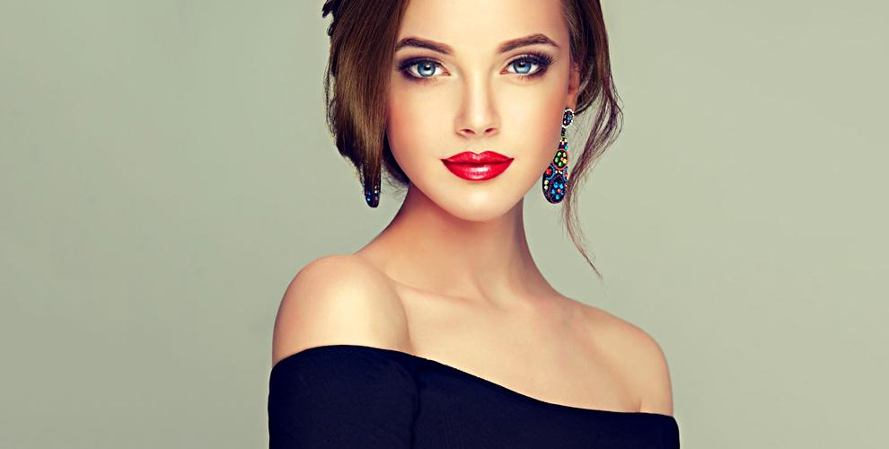 Перманентный макияж губ, бровей и век в центре DN Beauty