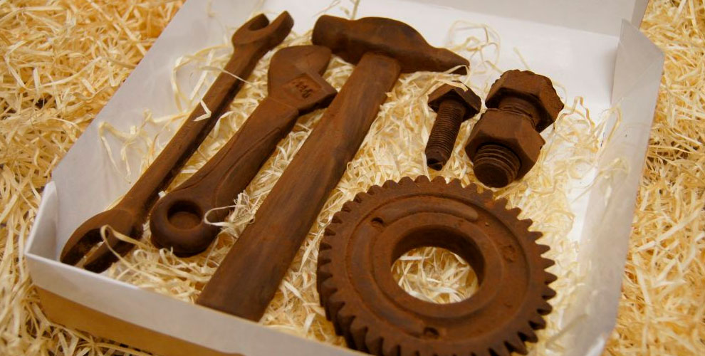 Шоколадные наборы от кондитерской «У тетушки Марты»