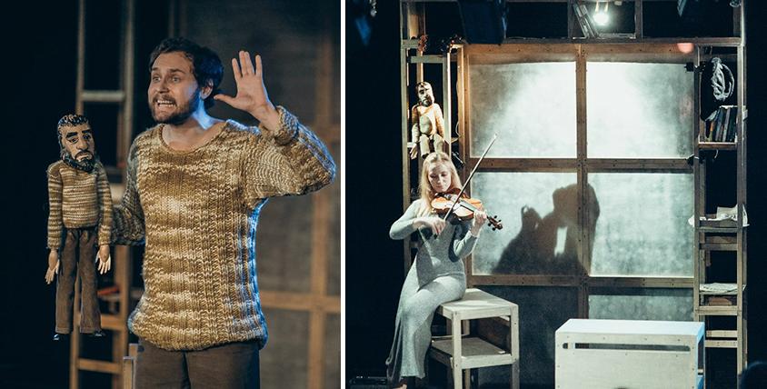 """""""Театральная Долина"""" с радостью приглашает на спектакли для любого возраста. Пространство для тех, кто живет театром!"""