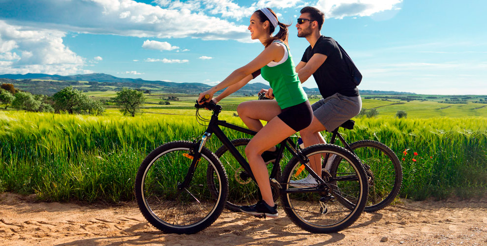 Прокат велосипеда, гироскутера исамоката откомпании WildWay