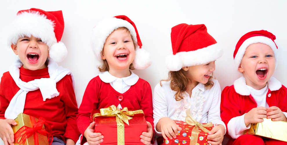 Праздничные программы, Новогоднее поздравление ипосещение игровой комнаты «КраСки»