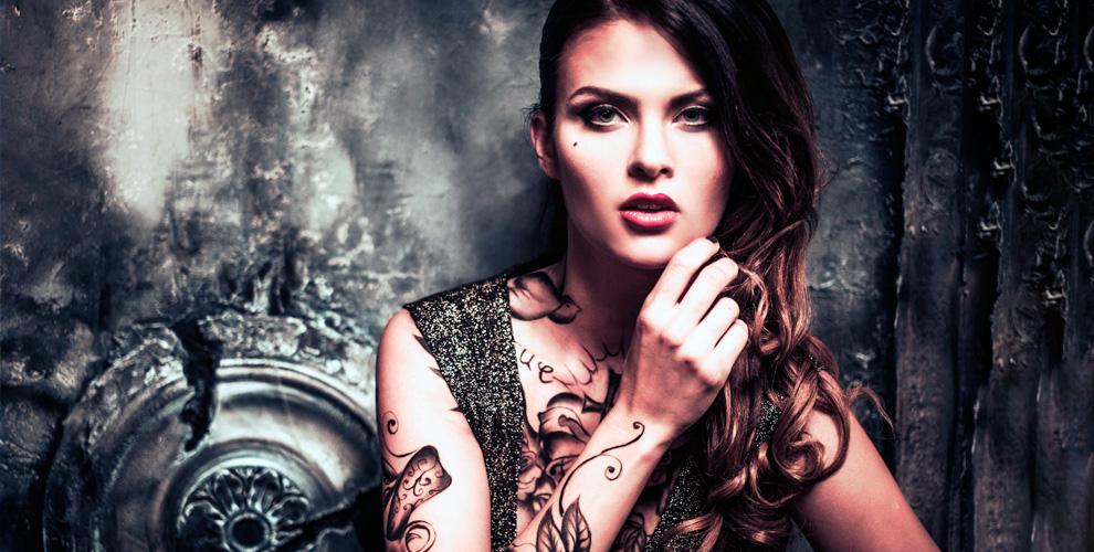 Нанесение татуировки любой сложности в салоне «Ритуал тату»