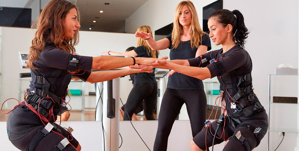 EMS-тренировки в фитнес-студии «Трансформация»