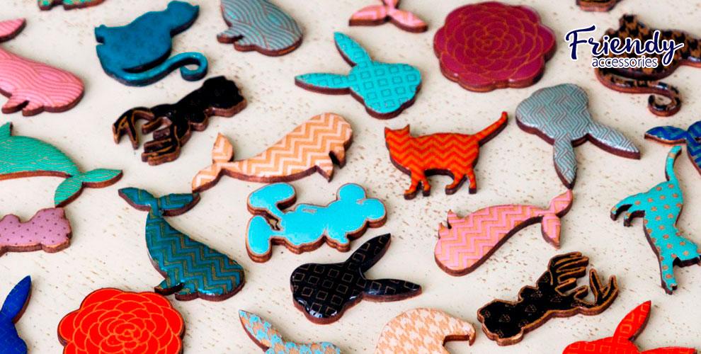 Friendy accessoriees: ассортимент брошей ручной работы
