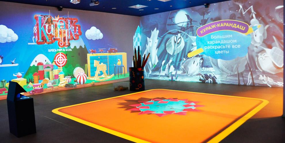Посещение мультимедийного парка развлечений «Пикси Парк»