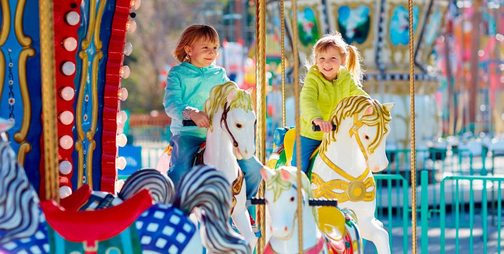 Целый день развлечений в конном парке «Русь»
