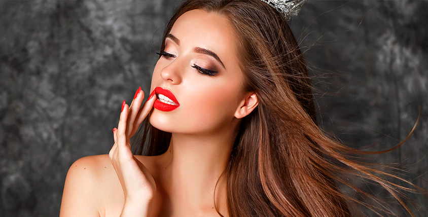 Перманентный макияж бровей, век губ или мушки в имидж-студии C&T