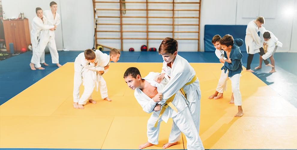 Занятия фитнесом илиединоборствами навыбор вспортивном клубе «Патриот»