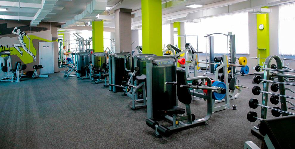 Фитнес-центр SLFitness: тренажерный зал,стретчинг, йога ифинская сауна