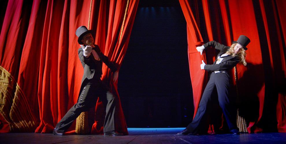 Драматический театр «Налевом берегу» приглашает наспектакли