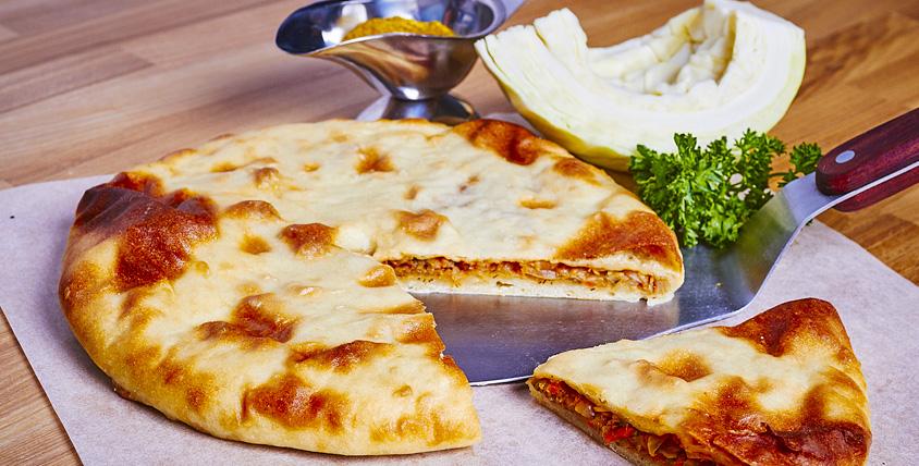 """Осетинские пироги """"Люкс"""" - домашняя кухня в лучших традициях! Пироги с мясом, сыром, грибами, капустой, зеленью и не только"""