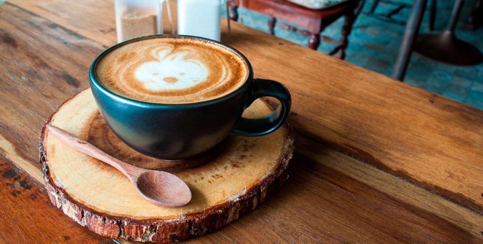 Капучино, американо, латте, раф, эспрессо в кофейне Libros