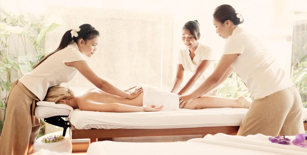 «Студия Леси Толь»: массаж в 4 или 6 рук, «Полный улет» и другие программы для тела