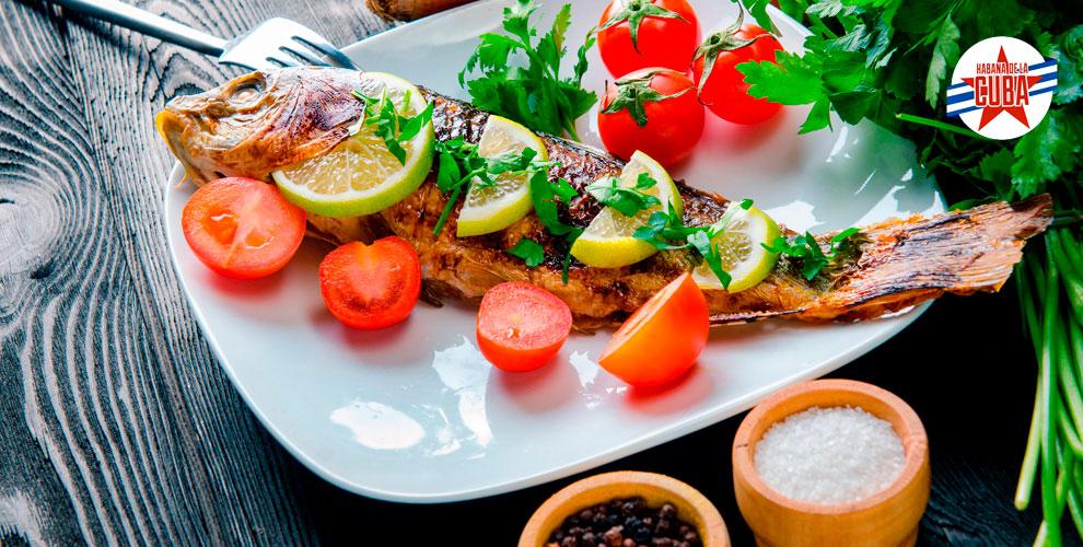 Мясные, рыбные блюда, бургеры и напитки в гриль-кафе Habana de LA CUBA
