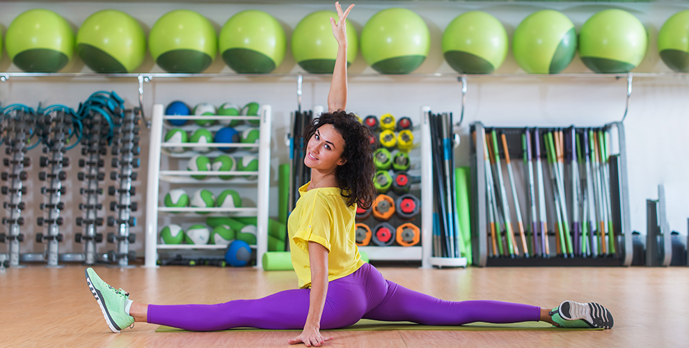 Занятия фитнесом, йогой, танцами ифитнес-проект «Красивое тело» встудии LoveEnergy