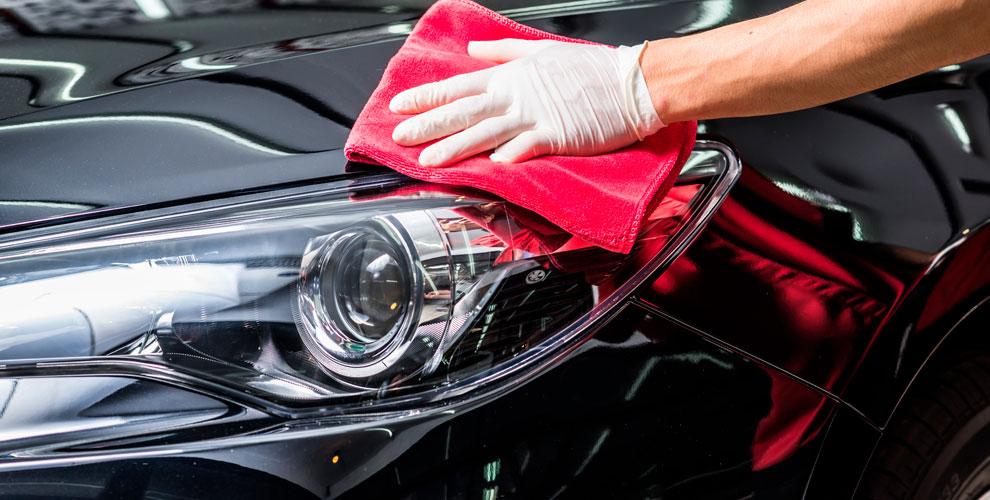 Carnage EKB: керамическое покрытие кузова автомобиля