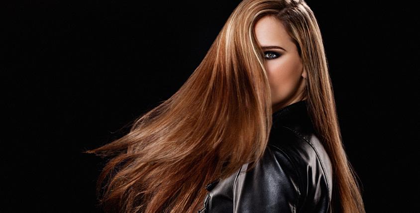 """Стрижка горячими ножницами, окрашивание волос, шелковое восстановление и кератиновое выпрямление в студии красоты """"Магия"""""""