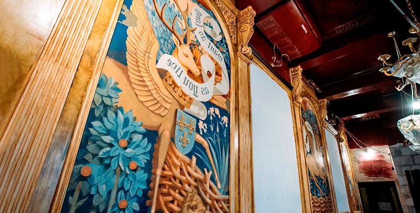 Граффити и художественная роспись от федеральной компании Graffitirussia