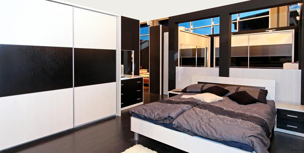 Встроенные шкафы-купе отфабрики «Мебельный Челябинск»